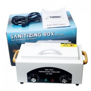 Sterilizator cu aer cald pt. salon Pupinel NV-210