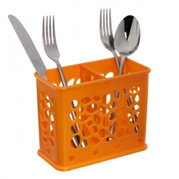 Suport pentru uscare tacamuri portocaliu