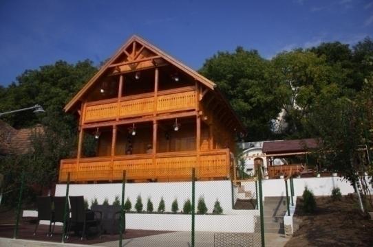 Casa din lemn Targu Mures izolat de la Korondi Arcso Srl