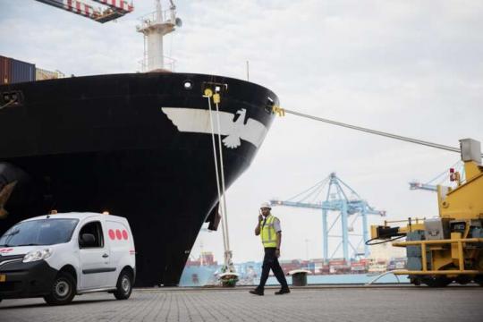 Servicii de securitate pentru segmentul maritim de la Securitas Services Romania Srl