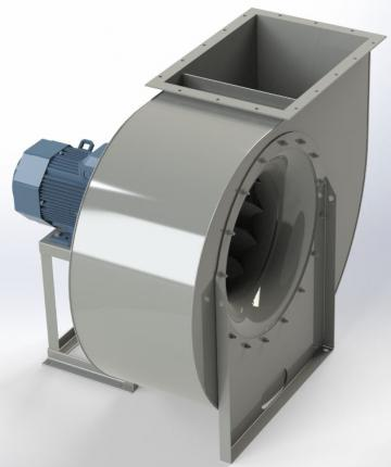 Ventilator centrifugal BPR 402A T2 4kW