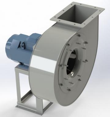 Ventilator centrifugal TPA 221 T2 0.37kW 3000rpm de la Ventdepot Srl