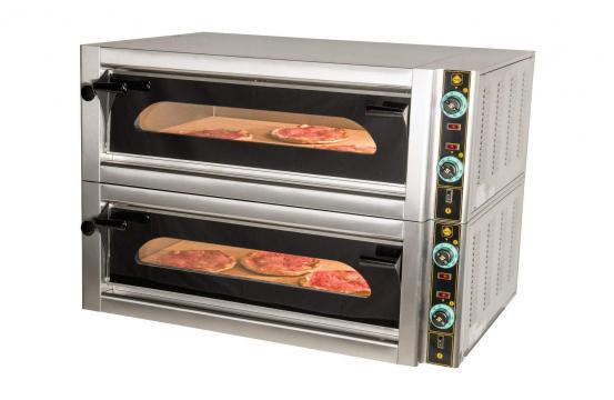 Cuptor electric pizza 12 pizza 30 cm F12L de la Clever Services SRL