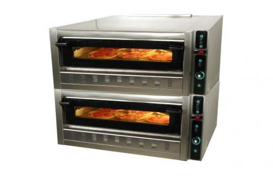 Cuptor gaz 12 pizza 30cm FG6LD de la Clever Services SRL