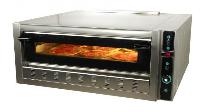 Cuptor gaz 6 pizza 30cm FG6L de la Clever Services SRL