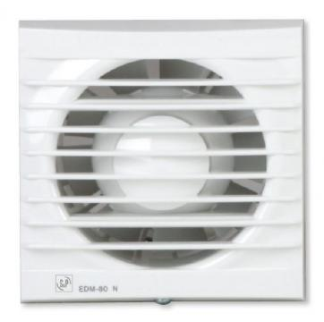 Ventilator de baie EDM-80 NZ de la Ventdepot Srl
