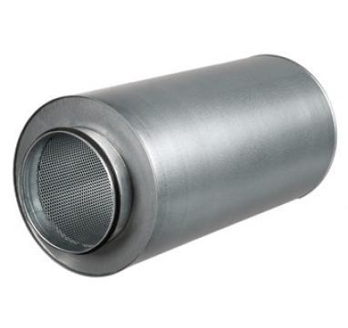 Tubulatura spiro Sound reducer SAR 80/900mm