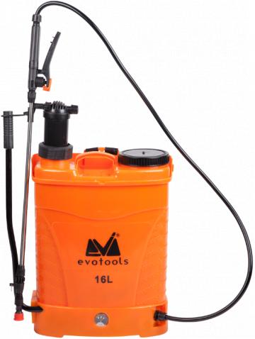 Pompa de stropit cu acumulator 16 litri