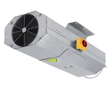 Ventilator Long range HCT/IMP-L-REV-45-2T-2 IE3