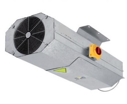 Ventilator Long range HCT/IMP-L-UNI-38-2/4T-1.5