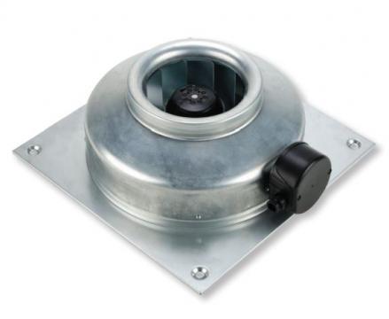 Ventilator centrifugal Inline VENT/V-125N