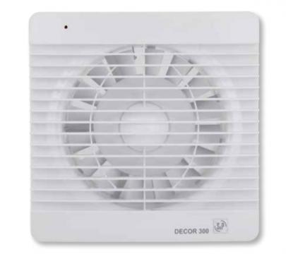 Ventilator de baie Decor-300 C
