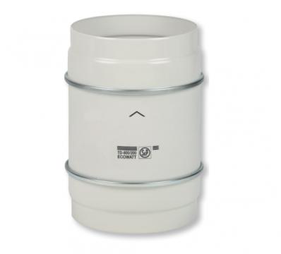 Ventilator In-line 125 TD-350/125 Ecowatt