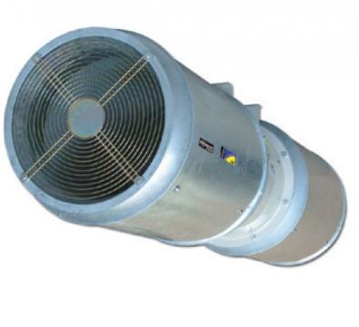 Ventilator Long range HCT/IMP-C-REV-45-2/4T-3