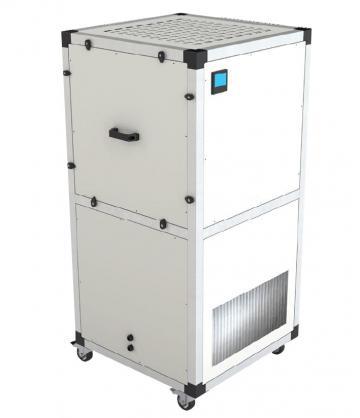 Unitate purificare aer mobila UPM/EC-500-F9-CG