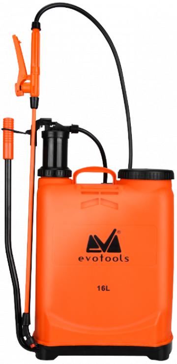 Pompa de stropit cu capacitate de 16 litri