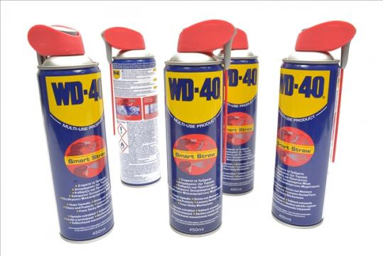 Spray lubrifiant multifunctional WD40 450ML de la Drill Rock Tools