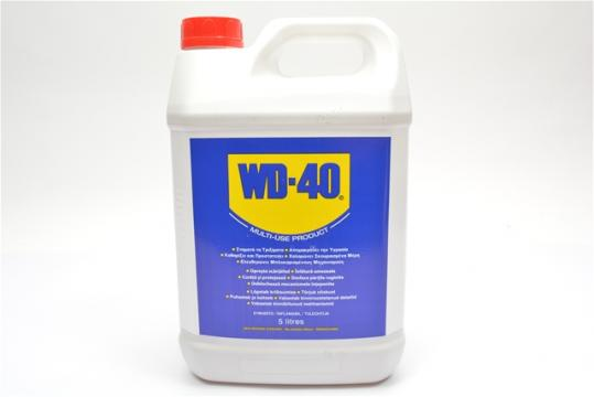 Spray lubrifiant multifunctional WD40 5L de la Drill Rock Tools