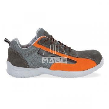 Pantofi protectie Eagle Orange S1P SRC