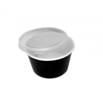 Bol supa carton negru 16oz (473cc) 100 buc/set de la Cristian Food Industry Srl.