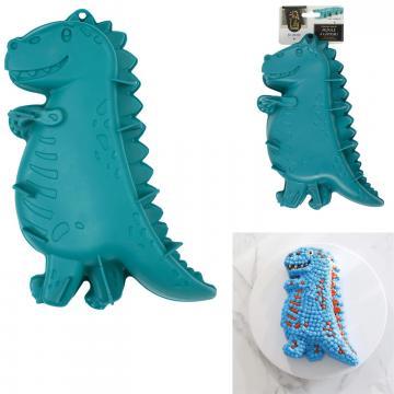 Forma din silicon - Dinozaur de la Plasma Trade Srl (happymax.ro)