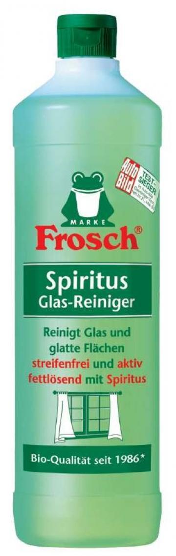 Curatitor de geamuri cu spirt Frosch 1000 ml