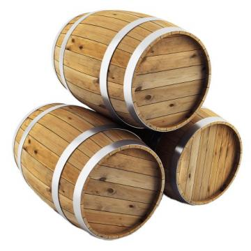 Butoi lemn stejar pentru vin 200 l de la Mesteresti