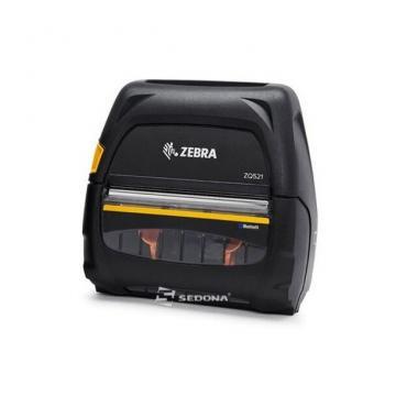 Imprimanta mobila de etichete Zebra ZQ521 conectare USB de la Sedona Alm