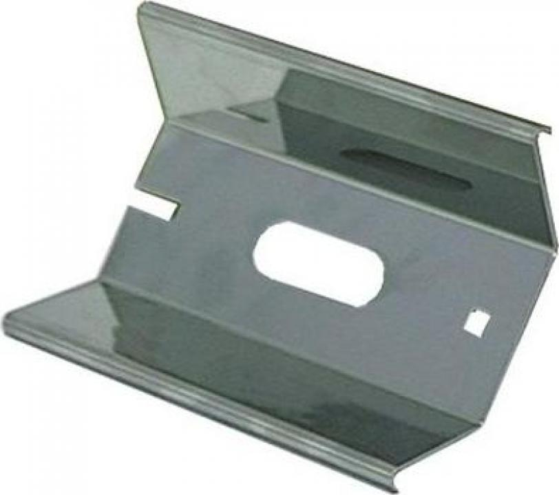 Reflector 125 x 95 mm, H 30 mm