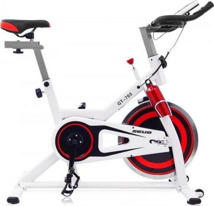 Bicicleta indoor cycling Scud GT-703