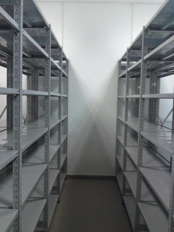 Rafturi metalice 600*1000*2500H-5NIV