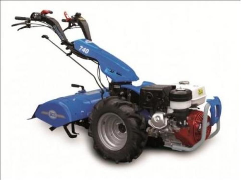Motocultivator BCS 740 PS GX390