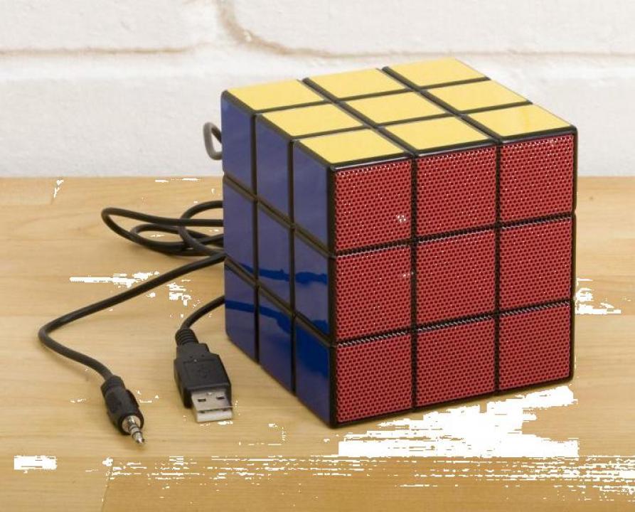 Difuzor USB Cub Rubik