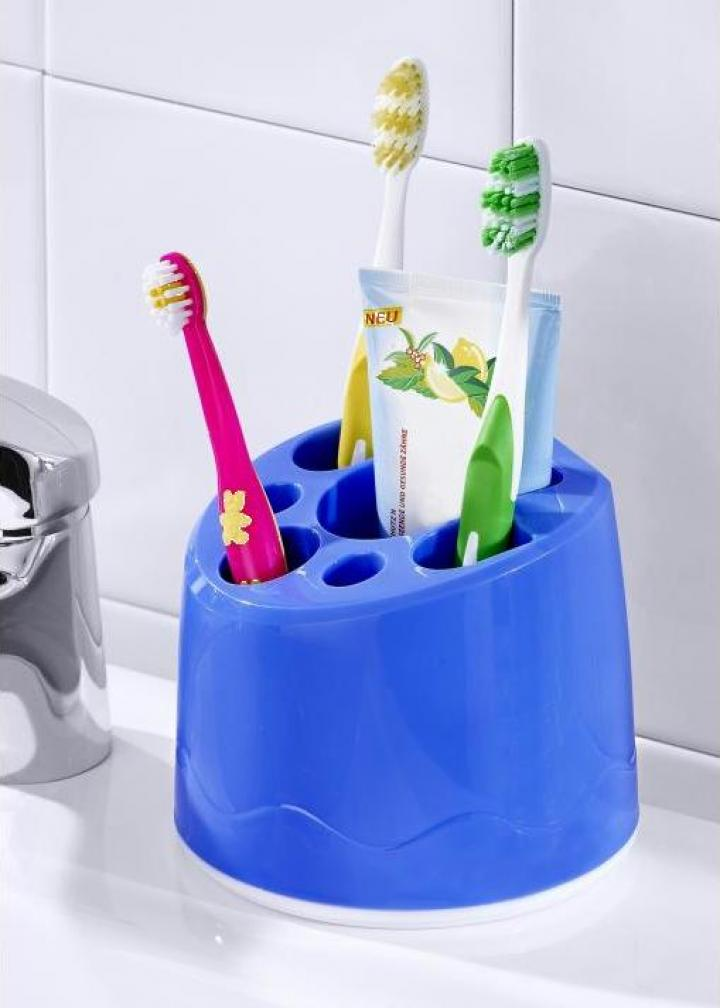 Suport periute si pasta de dinti