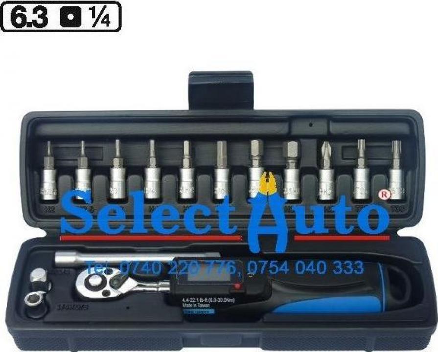 Cheie dinamometrica digitala 6-30Nm