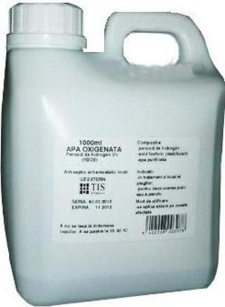 Apa oxigenata 1 litru