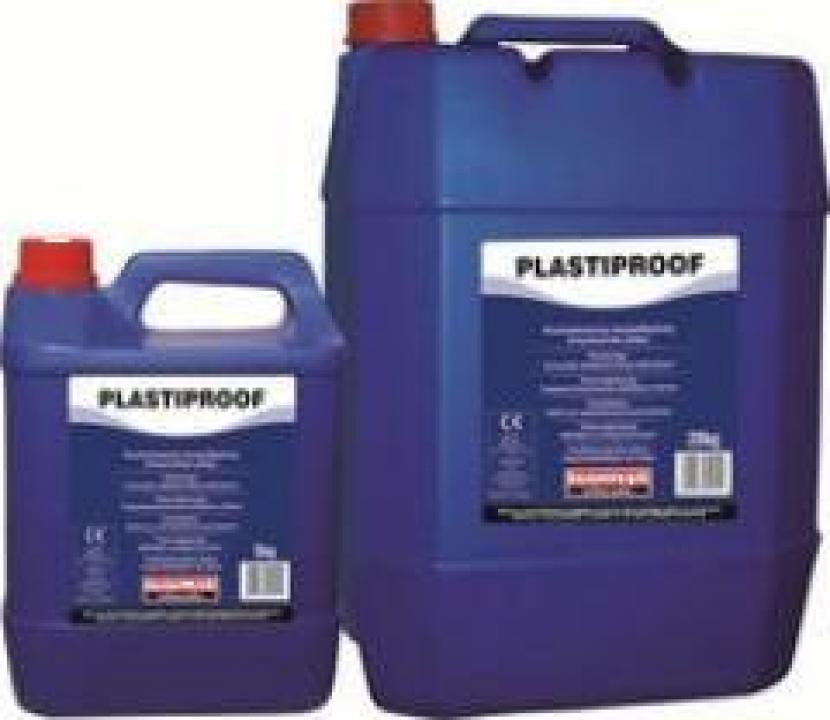 Aditiv pentru betoane Isomat Plastiproof 1000 kg