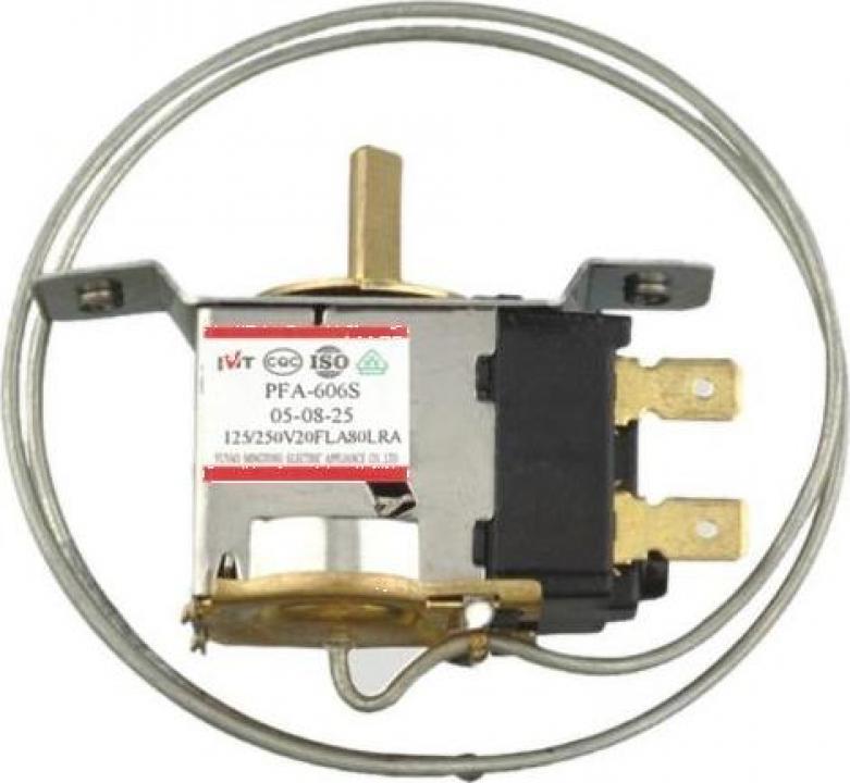 Termostat climatizare PFN-606W