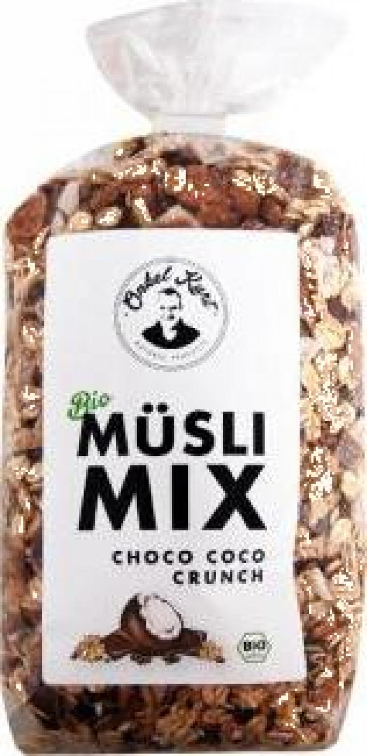 Cereale bio musli Mix Choco Coco Crunch