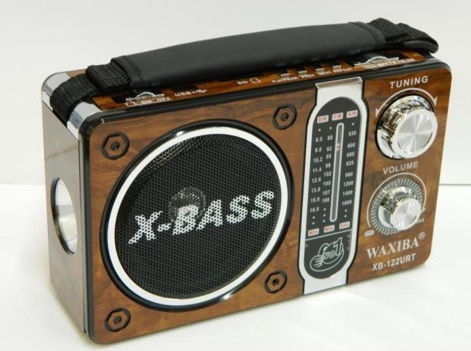 Radio MP3/USB/SD Waxiba XB-122URT