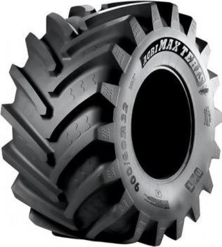 Anvelopa combina 800/65 R32 BKT Agrimax Teris 178A8/175B TL
