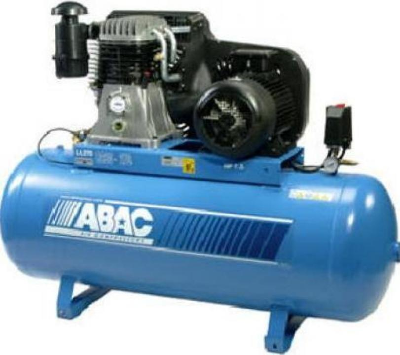 Compresor aer industrial Abac Pro B5900B/500 CT 5.5