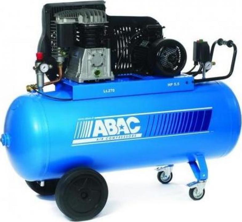 Compresor aer industrial Abac Pro B5900B/200 CT 5.5