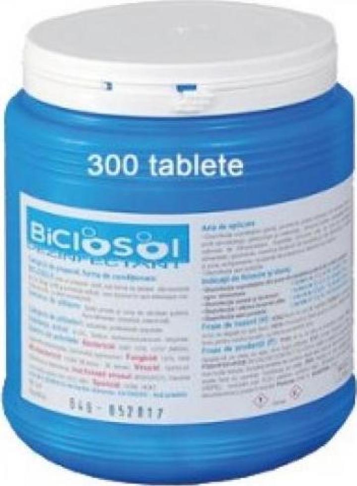 Dezinfectant Blicosol - 300 tablete