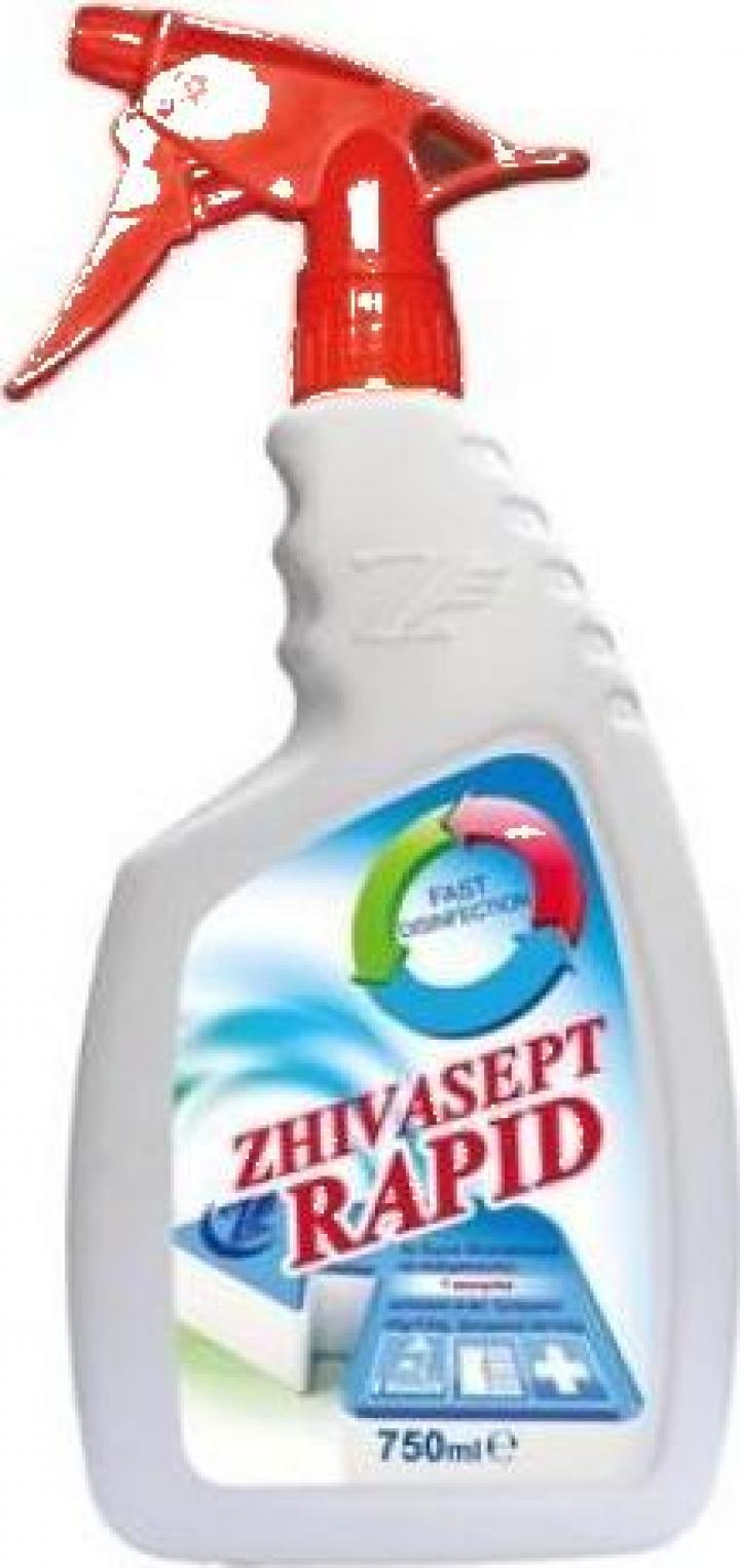 Spray dezinfectant medical rapid Zhivasept Rapid