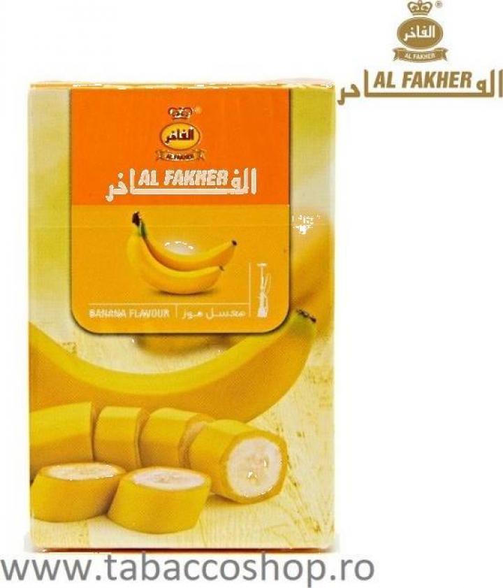 Tutun de narghilea Al Fakher No.29 (banane) 50gr