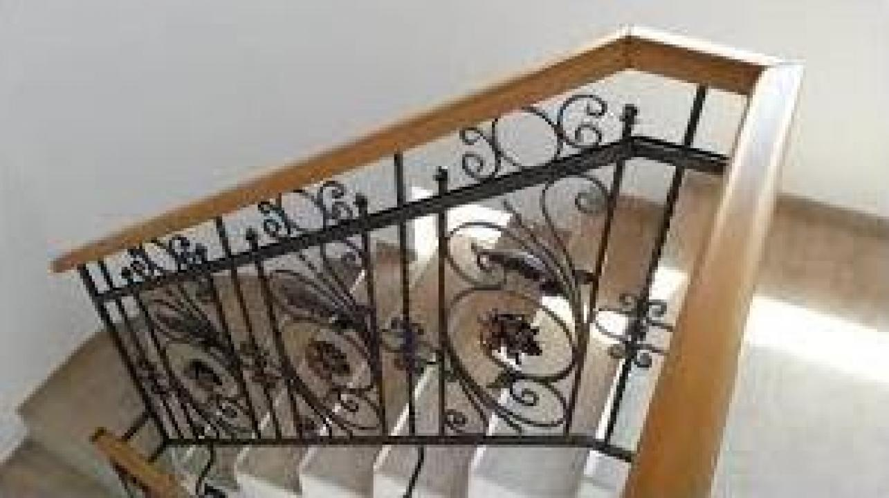 Balustrade interioare