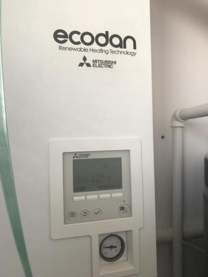 Pompa de caldura Zubadan -hidrobox Ecodan Japonia