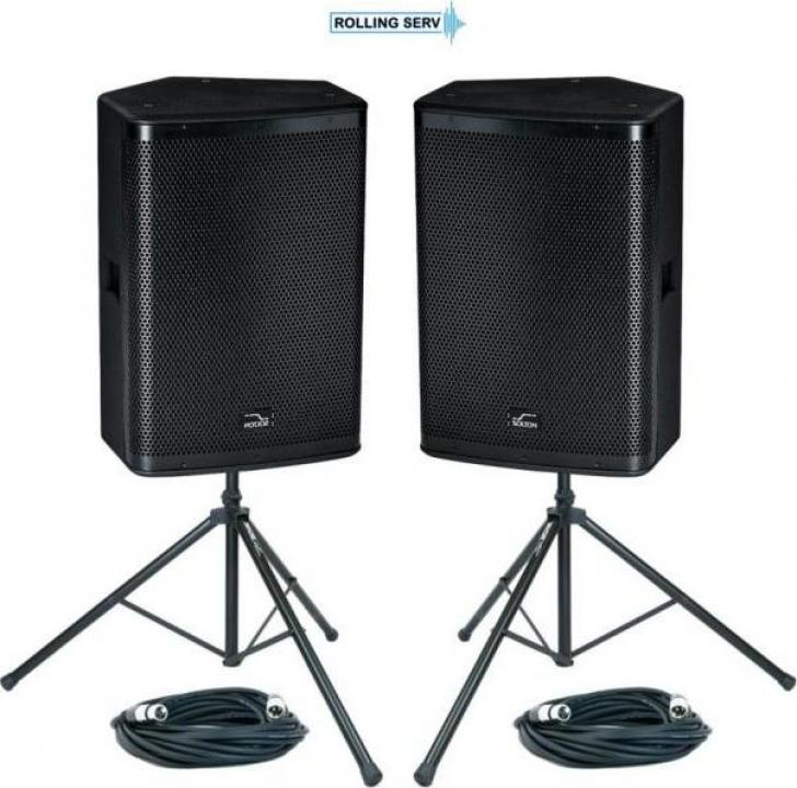 Boxe audio Solton Aart 15A, 2 buc.