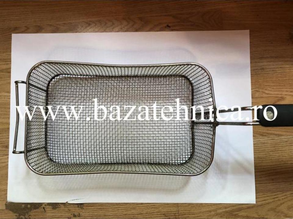 Reparatie sita fripteuza 100x200x450 mm
